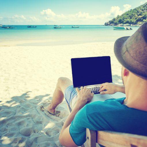 Stock Vorbereitung und Durchführung von Webinaren